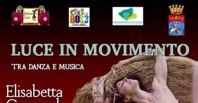 Luce in movimento – Tra danza e musica