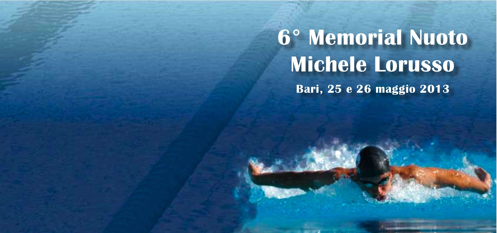 Nuoto, 6° memorial Michele Lorusso