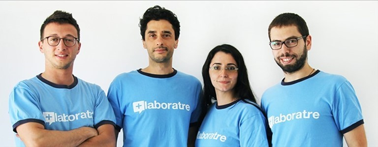 Laboratre team