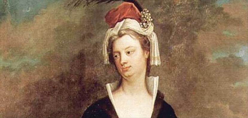 """Cara bambina"" di Lady Wortley Montagu"