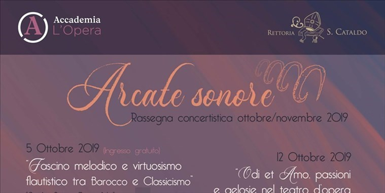 Arcate sonore