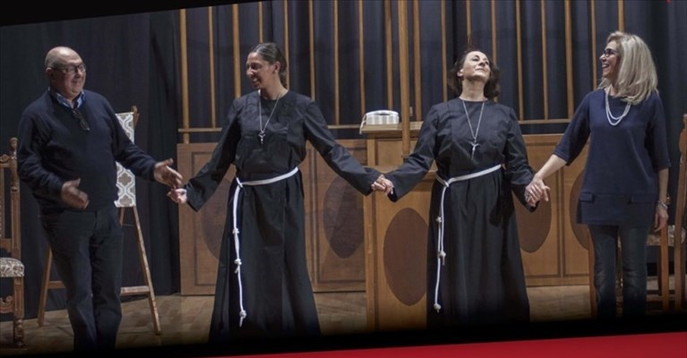 """""""Libere clausure"""", weekend di teatro all'Odeion"""