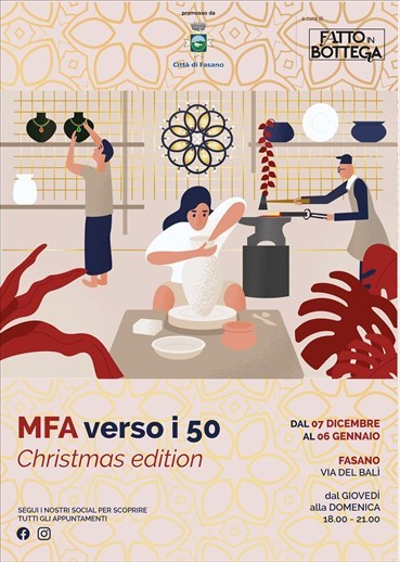 """MFA verso i 50 - Christmas edition"""