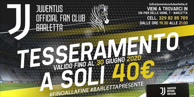 Juventus Official Fan Club Barletta
