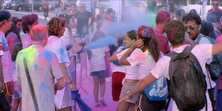 Torna la Color Vibe a Torre Canne