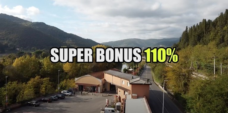 Live Streaming: Superbonus 110% Che cos'è e come ottenerlo