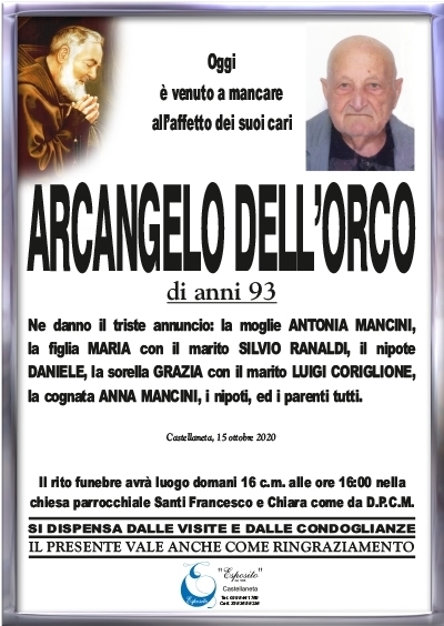 Arcangelo  Dell'Orco