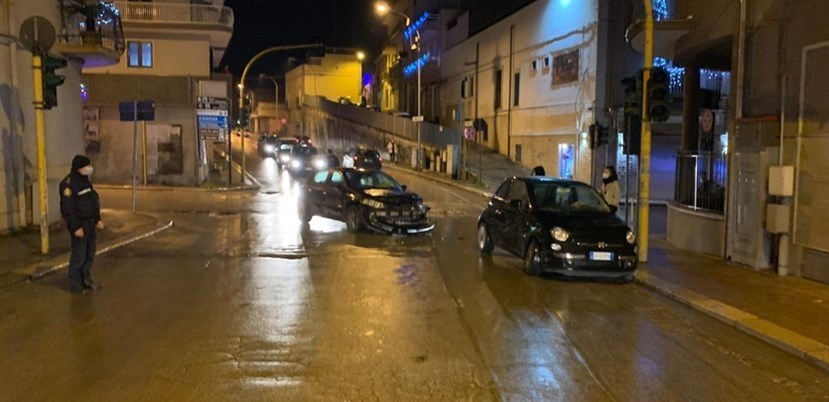 Incidente in via Dalmazia