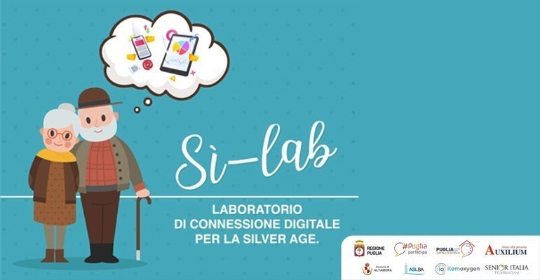 Si-lab, workshop e laboratori di connessione digitale dedicati agli over 65