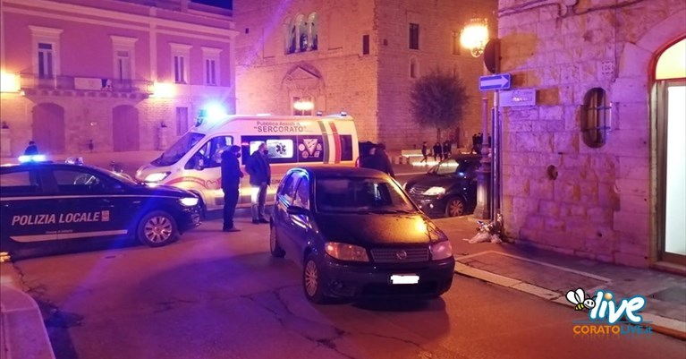 Incidente a due passi da piazza Cesare Battisti: investite due donne