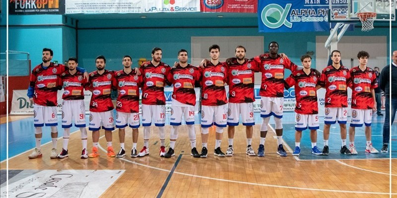 ​L'Alpha Pharma è pronta per il big match con Taranto