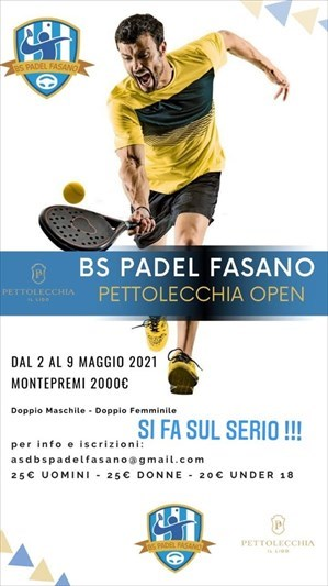 torneo Fit Padel Open