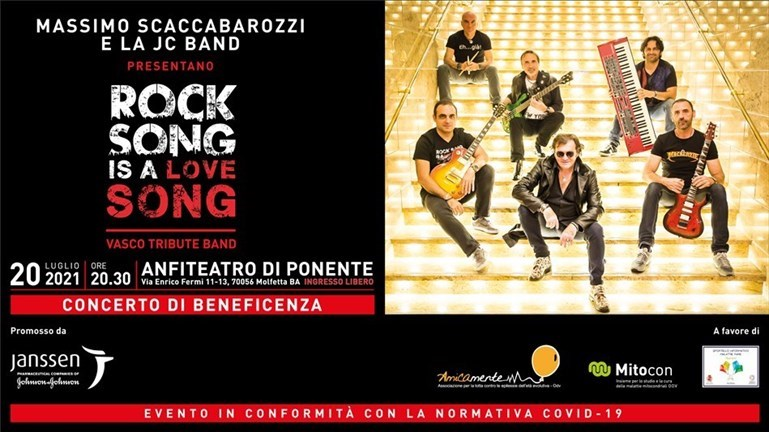 """Evento """"Rock Song is a Love Song"""""""