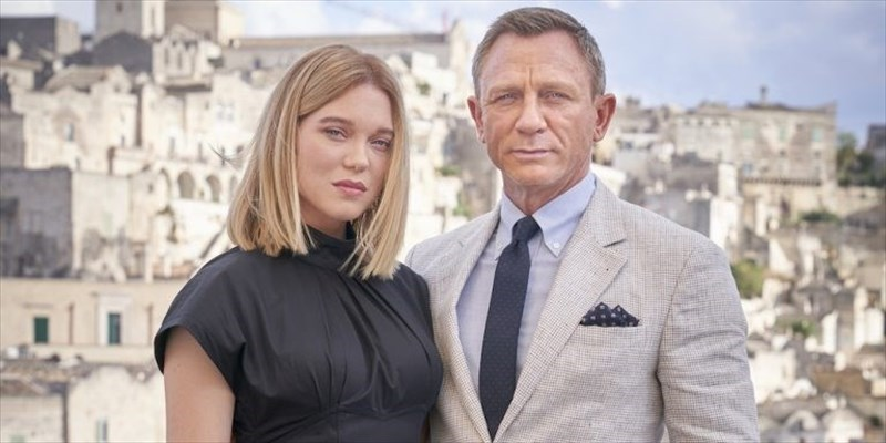 James Bond a Gravina: dal 19 al 23 Settembre torna in città la troupe di No time to die