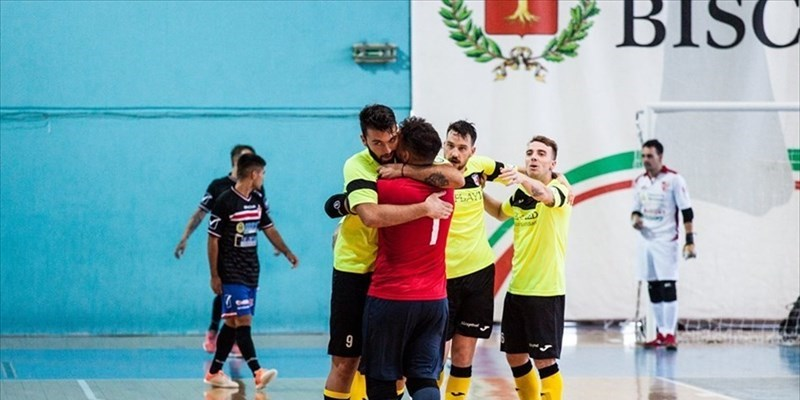 ​Playled Canosa, 7-7 all'esordio in casa dello Sporting Venafro