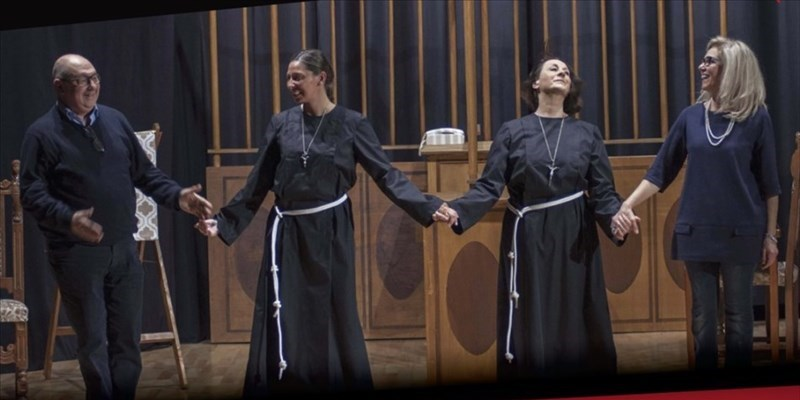 Libere clausure, weekend di teatro all Odeion