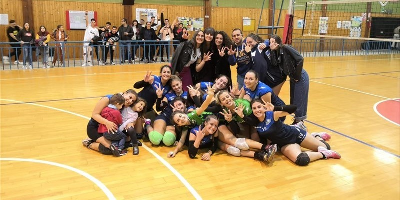Pallavolo, l AS D New Axia Volley si riscatta prontamente