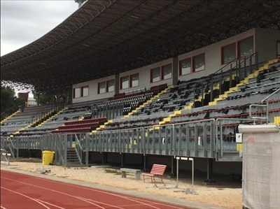Stadio Puttilli, demolizione tribune