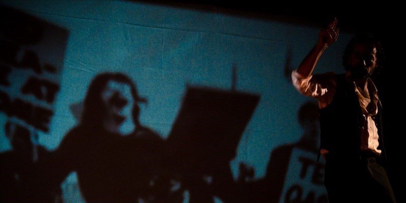 Rassegna teatrale: Peace - War, Drugs & Liver To Pieces