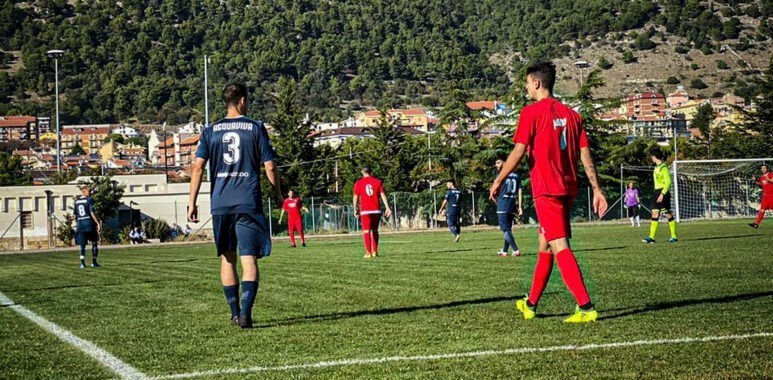 Football Acquaviva vs Real S. Giovanni