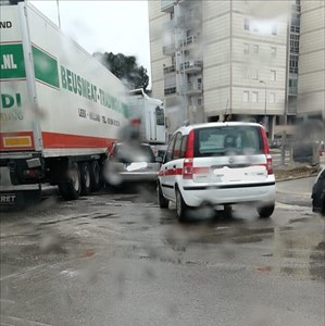 Incidente in via Foggia