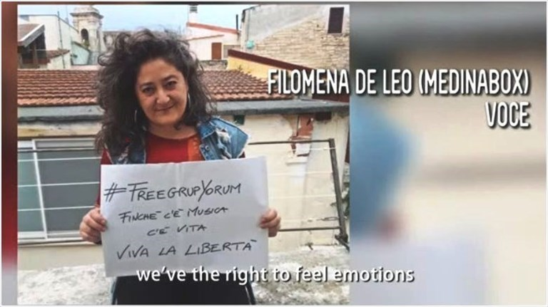 Filomena De Leo (Medinabox) in