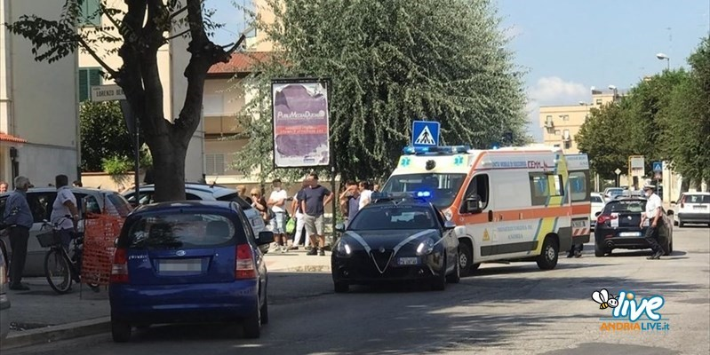 Incidente in viale Virgilio: pedone investito mentre attraversava la strada