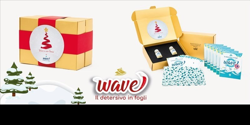 REGALI DI NATALE? SCEGLI WAVE WASHING