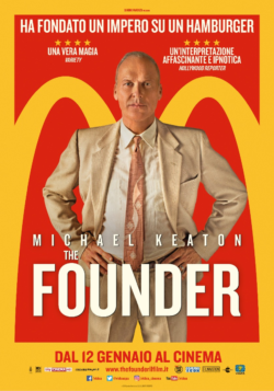 THE FOUNDER – Business e Perseveranza