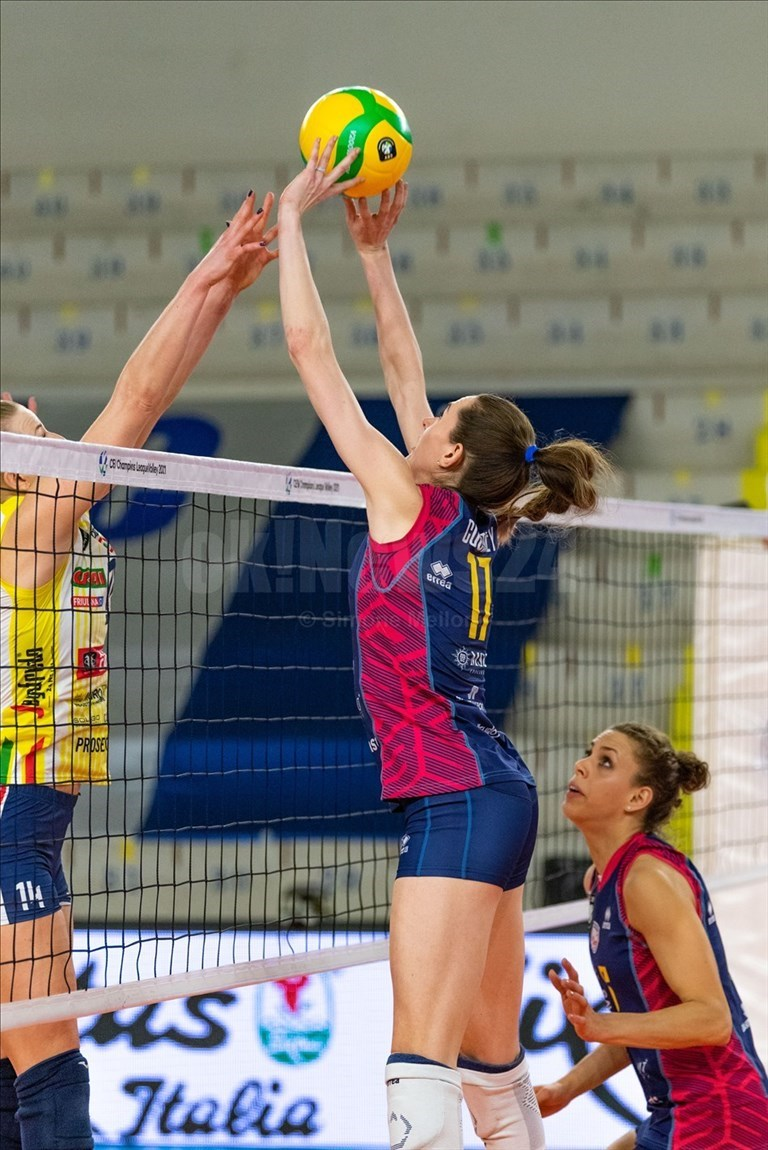 Savino Del Bene Scandicci vs Imoco Volley Conegliano