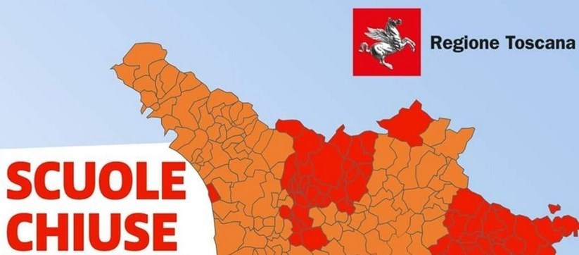 Firenzuola tra le zone rosse