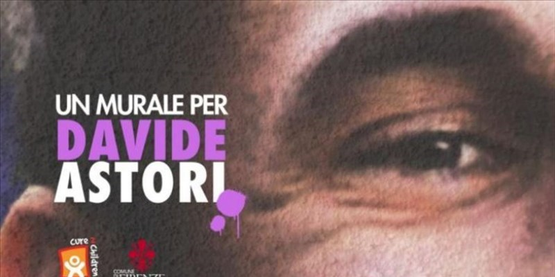 Sorgerà all Isolotto un murales per Davide Astori Al via il crowfounding