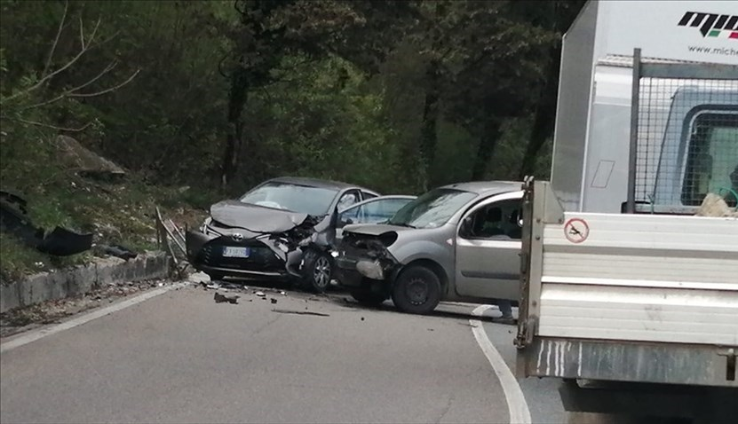 L'incidente a Pratolino