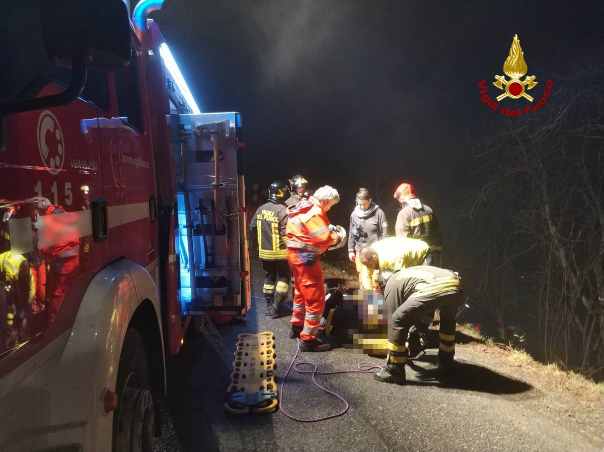 Incidente mortale a Marradi, forse un malore