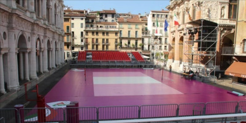 Tutto pronto a Vicenza per la Supercoppa volley in rosa