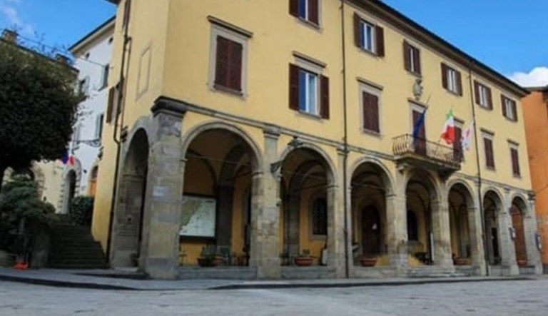 Marradi. Il Municipio