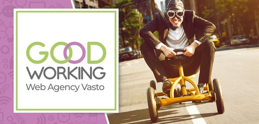 Good Working - web agency Vasto