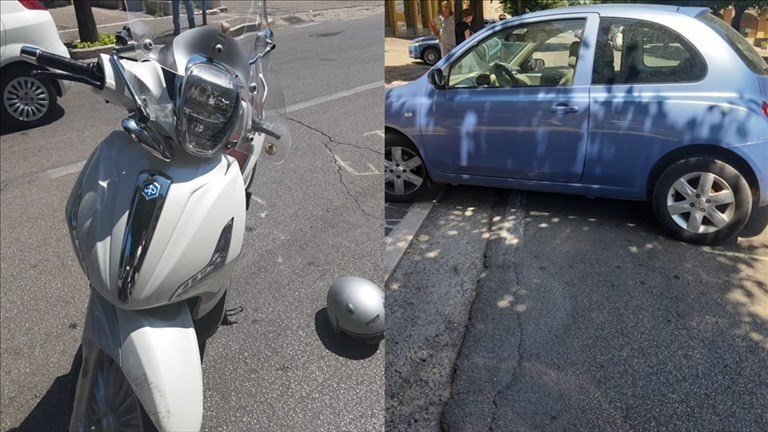 Muore dopo incidente in scooter 64enne vastese