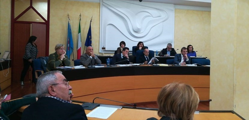 IV Commissione a Palazzo D'Aimmo