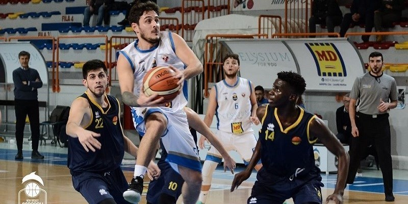 La New Basket Agropoli supera Maddaloni