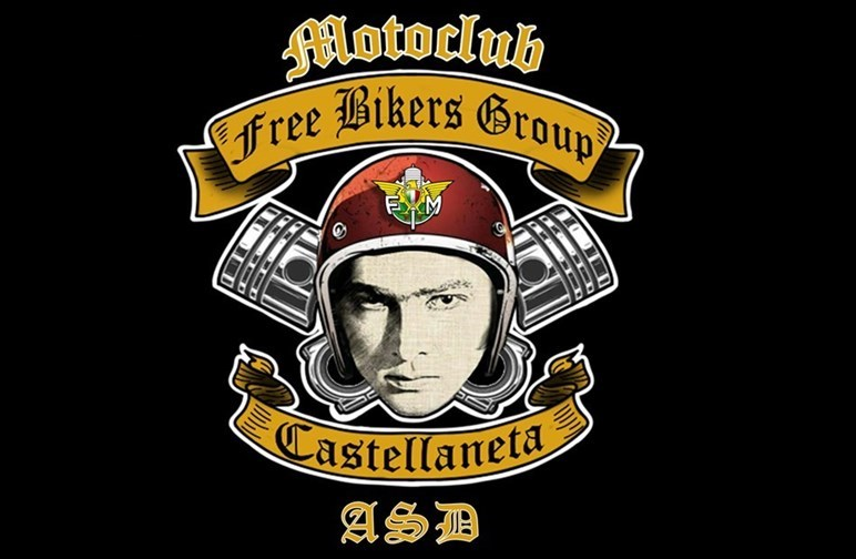 Il logo di Motoclub Free Bikers Group Castellaneta