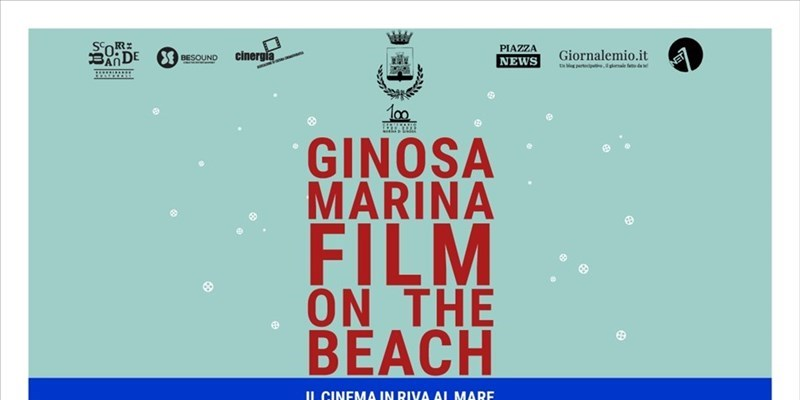 """Film on the beach: il cinema sul mare a Marina di Ginosa)"